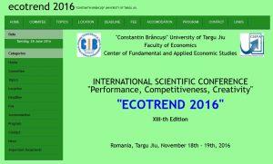 Ecotrend2016